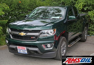 Motor oil designed for your 2018 CHEVROLET TRUCKS COLORADO