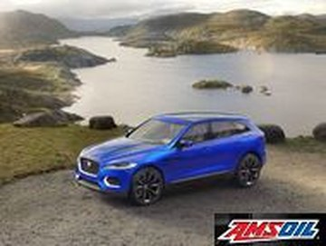 Motor oil designed for your 2018 JAGUAR F-PACE