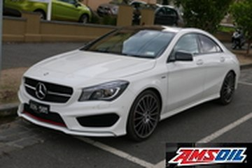 Motor oil designed for your 2018 MERCEDES BENZ CLA250