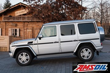 Motor oil designed for your 2018 MERCEDES BENZ G550