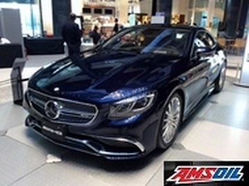 Motor oil designed for your 2018 MERCEDES BENZ S65 AMG