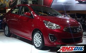 Motor oil designed for your 2018 MITSUBISHI MIRAGE G4