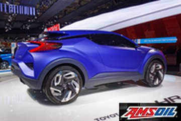 Motor oil designed for your 2018 TOYOTA C-HR