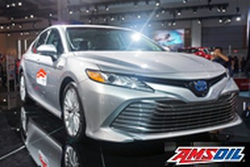 Motor oil designed for your 2018 TOYOTA CAMRY