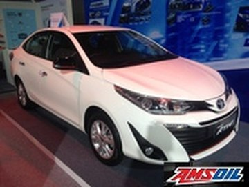Motor oil designed for your 2018 TOYOTA YARIS IA