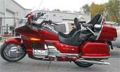 Recommended motorcycle oil for 1999 HONDA GL1500 Goldwing 1500