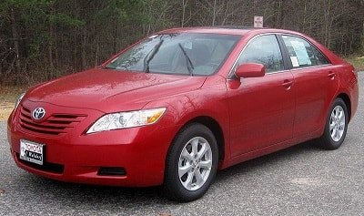 2008 2009 2010 Toyota 2011 Camry Oil Change